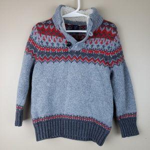 EUC Baby Gap Holiday Knit Sweater, 4T